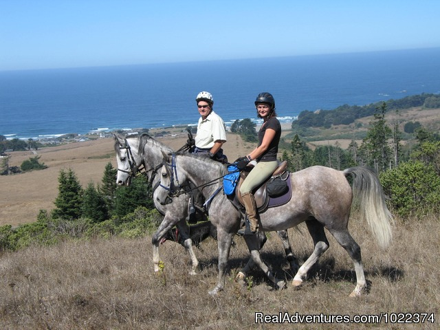 - Adventures on horseback at Ricochet Ridge Ranch