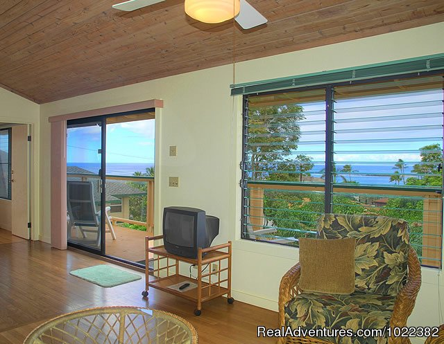 Two bedroom, two bathroom vacation rental suite | Image #23/23 | Kauai B&B Inn & Vacation Rentals with a/c