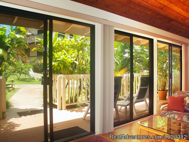 Garden view one bedroom - Kauai Poipu Plantation B&B Inn & Vacation Rentals