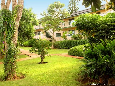 Kauai B&B Inn & Vacation Rentals with a/c