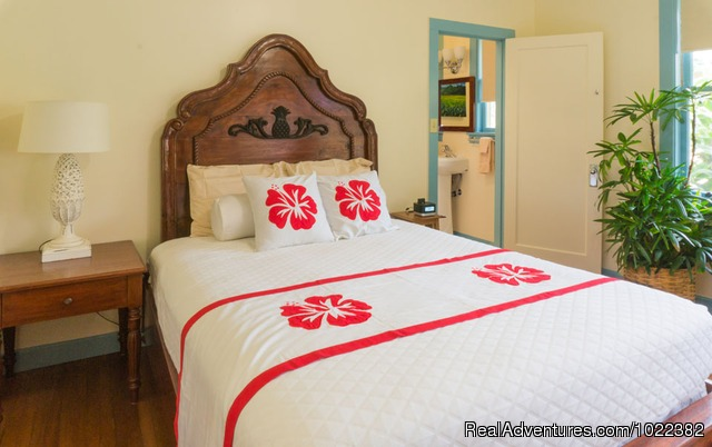 Bed and Breakfast Garden Suite - Kauai B&B Inn & Vacation Rentals with a/c