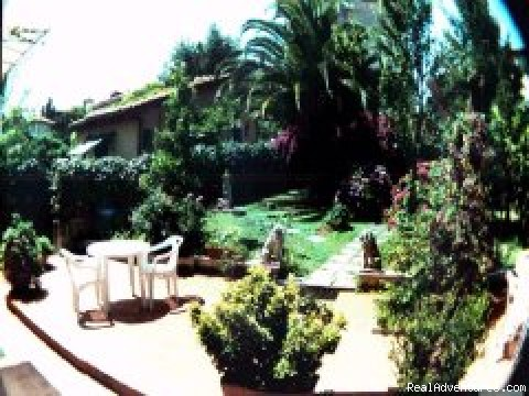 The Garden - Roma Bed And Breakfast �