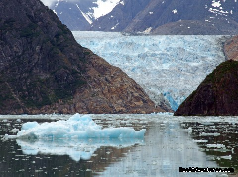 South Sawyer Glacier - Alaska Yacht Charters Aboard Alaskan Song
