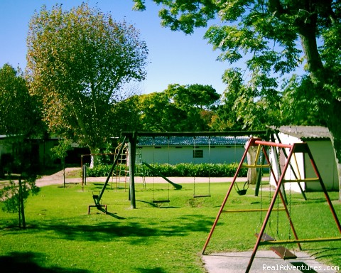 Playground - Allandale Holiday Cottages