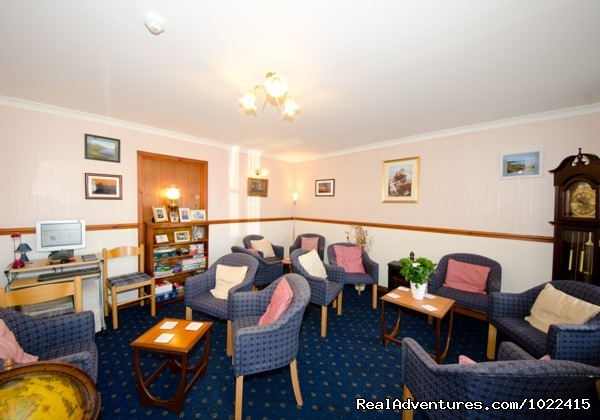 Residents Lounge - Westbourne Guest House