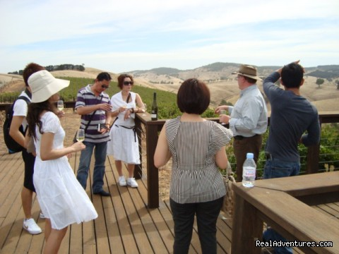 Image #2 of 3 - Barossa Fine Wine & Food Experience