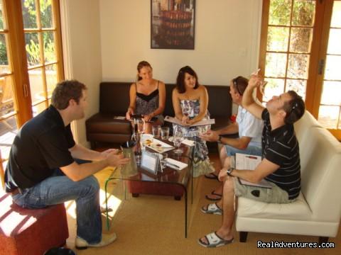 - Barossa Fine Wine & Food Experience