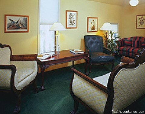 Elegance with quiet comfort (#3 of 4) -  Historic Downtown Queen Anne Bed & Breakfast Inn
