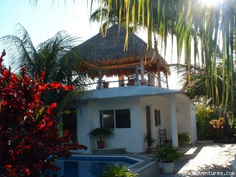Baldwin's Guest House, Bed and Breakfast Cozumel