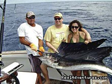 Mike & Sylvia Taylor Fish On Their Honeymoon - Costa Rica Beach-Mountain Adventure 11 Day/10 Nts