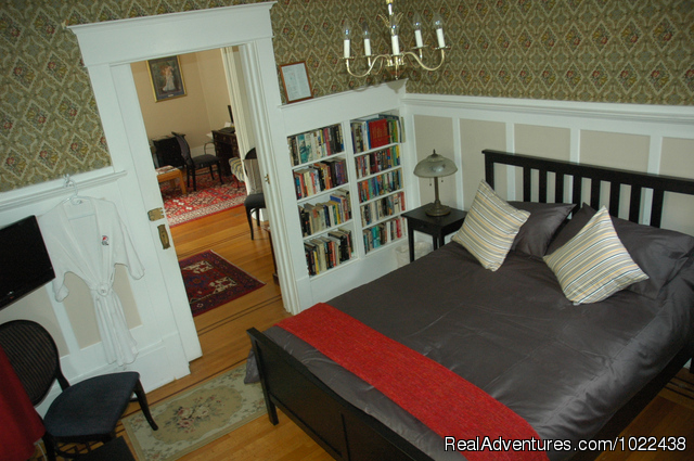 Library Room - Windsor Guest House