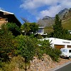Guest House with Devils Peak Cape Town