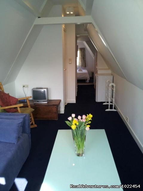 Attic suite (#14 of 22) - Amsterdam MaesB&B