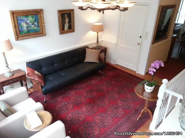 Guest living room - Amsterdam MaesB&B