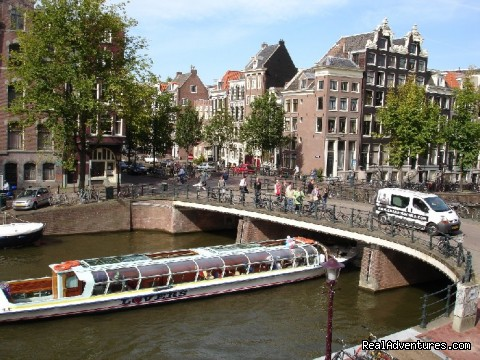 View - Amsterdam Heren bed and breakfast