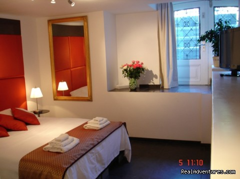 Orange Room - Amsterdam Heren bed and breakfast