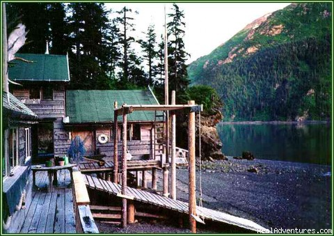 Photo #2 - Alaska's Sadie Cove Wilderness Lodge