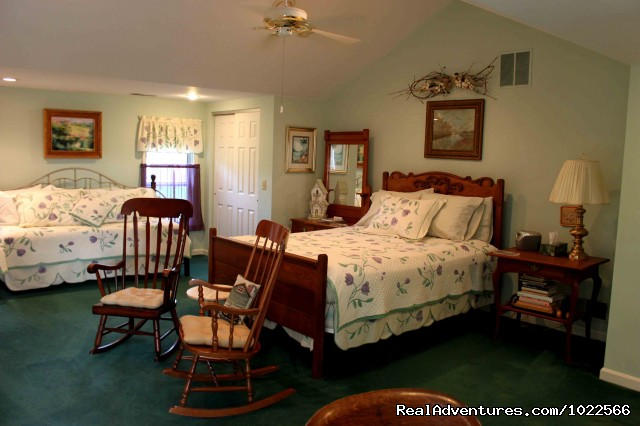 Perfect for Girlfriend Getaways - First Farm Inn Kentucky
