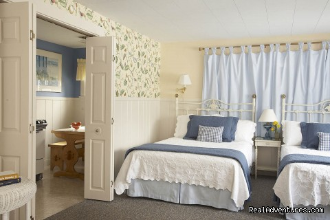 Classic Cottage Suite #11 - Maine Stay Inn - Premier Kennebunkport B&B