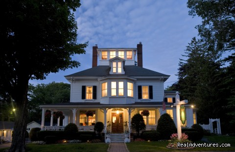 Maine Stay Inn - Premier Kennebunkport B&B: The Maine Stay Inn