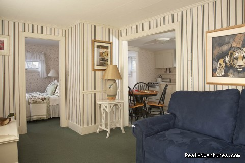 Family Cottage #6 - Maine Stay Inn - Premier Kennebunkport B&B