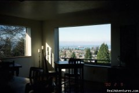 The Bowman of Port Angeles Bed and Breakfast Inn: