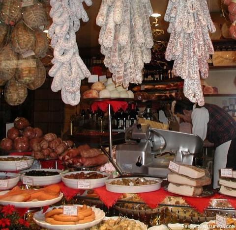 Bologna Salumeria (#6 of 9) - Cook Italy