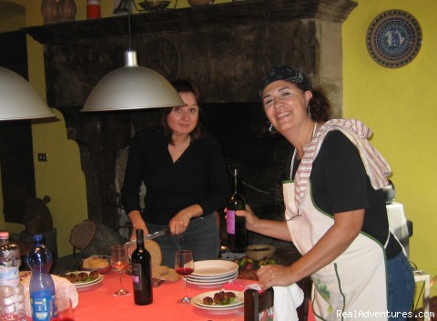 Tuscan Romagna class (#7 of 9) - Cook Italy