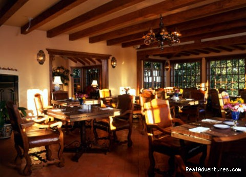 The Ranch House Dining Room - Blue Lake Ranch