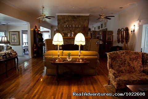 Living room - Blue Boar Retreat (formerly Blue Boar Inn)