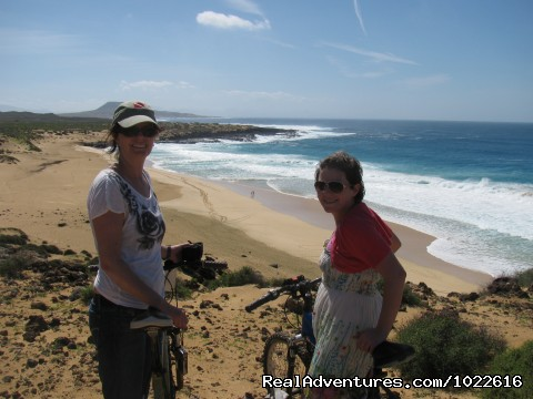 Cycle Tour to La Graciosa - EcoLifeWalks, Sunny Island Spa + Biosphere Walks