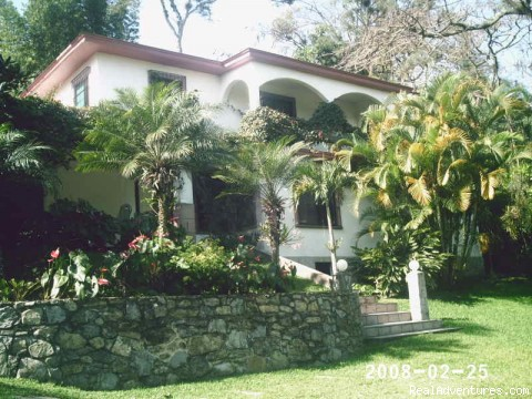 Main house - LAS MAGNOLIAS perfect climate--Veracruz Mountains