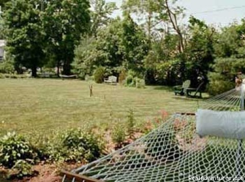 Side Yard, Graycote Inn - Graycote Inn, A retreat from the everyday