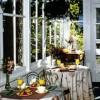 Breakfast porch, Graycote Inn