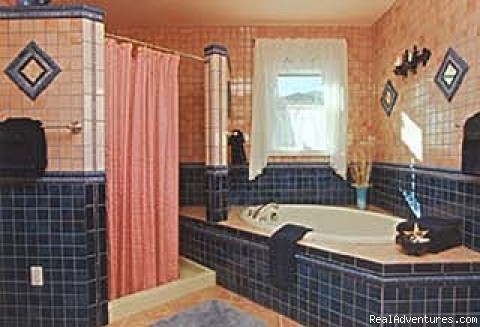 Starlight bath - Escape from Reality at Blue Skies Inn B & B