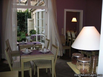 Breakfast rooms | Image #9/9 | Small romantique boutique Alegria at toplocation