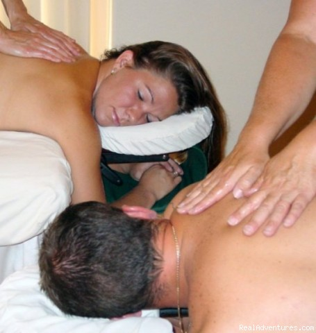Therapeutic Massage available in our Premium Suites - A Bed and Breakfast Inn on Minnie Street