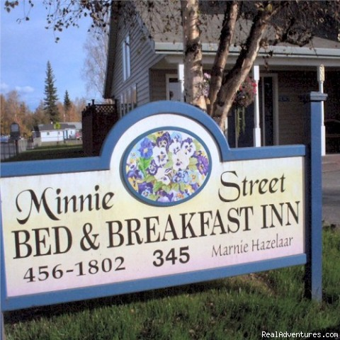 A Bed and Breakfast Inn on Minnie Street