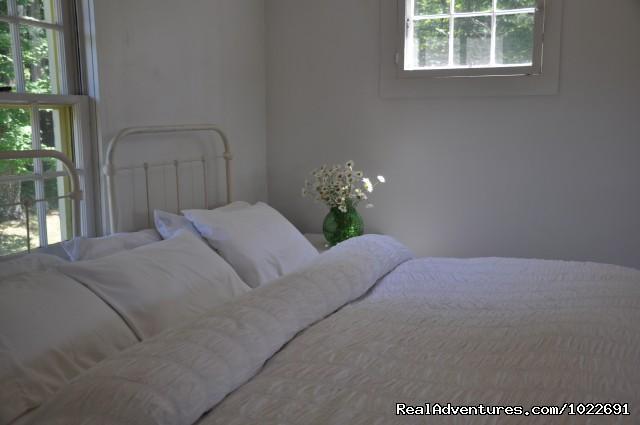 Woodstock Country Inn, The White Room (#8 of 9) - Woodstock Country Inn