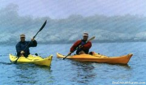 Sea Kayaking Alaska - SouthWest PaddleSports