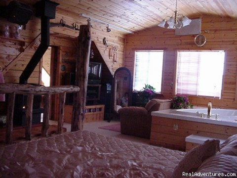 Honey Moon  cabin - L.C. Ranch