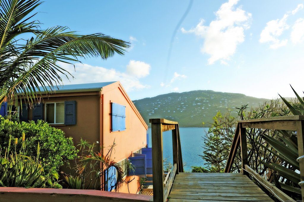 Over 200' directly on Magens Bay | Image #6/26 | Casa Jo Mama...so private clothing is optional