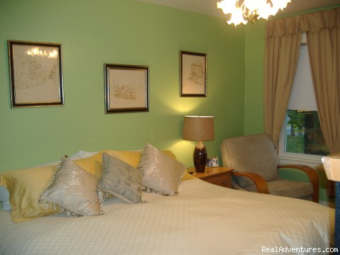 The Patsy Room - Distant Sands Bed & Breakfast