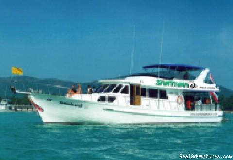 MV Santana - SANTANA diving & canoeing