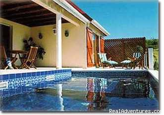 - Affordable Beach Front Luxury: Villa ROSEBUD