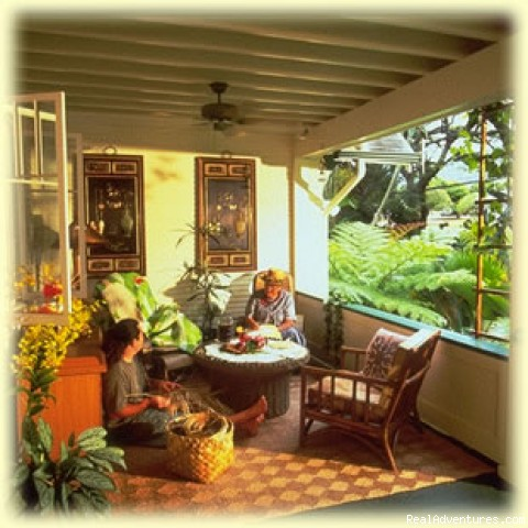 The Old Wailuku Inn At Ulupono Wailuku, Hawaii Bed & Breakfasts