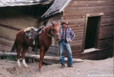 Larry's Riding Stables, Guiding & Outfitting