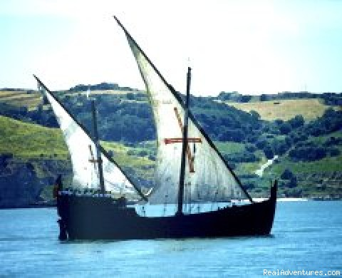 Replica ship - Lisbon Tours by Air-conditioned SUV