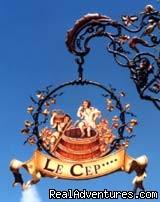Hotel Le Cep**** Enseigne LE CEP