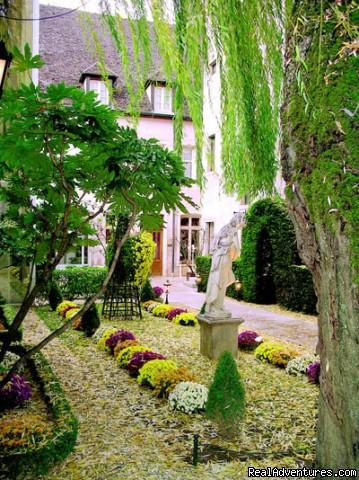 Garden - Hotel Le Cep****